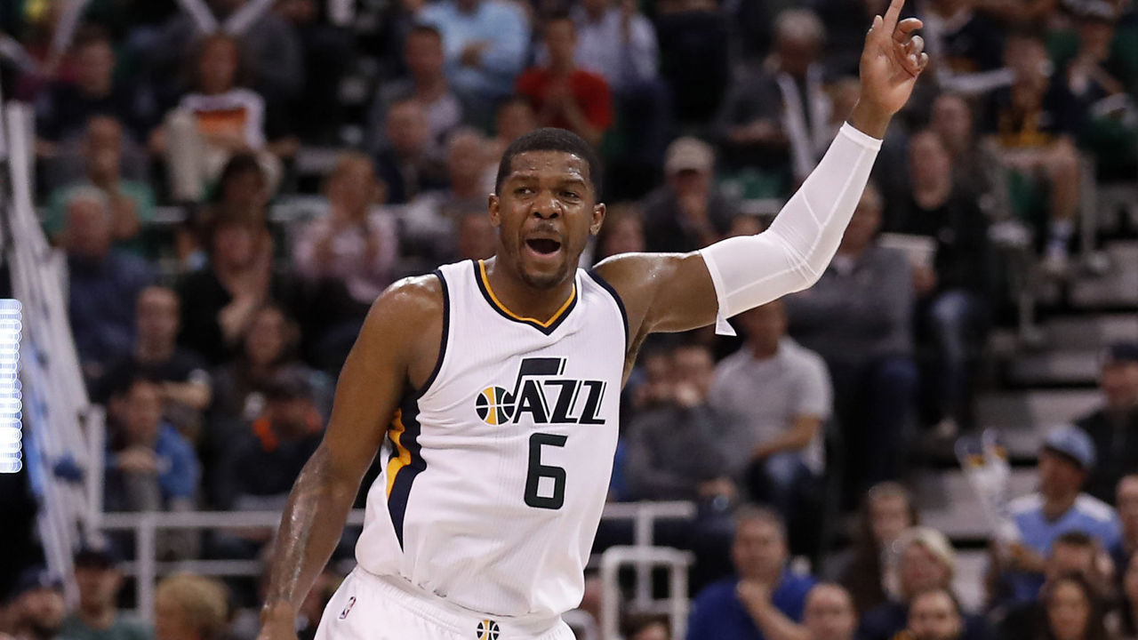 Image result for joe johnson 20,000 points