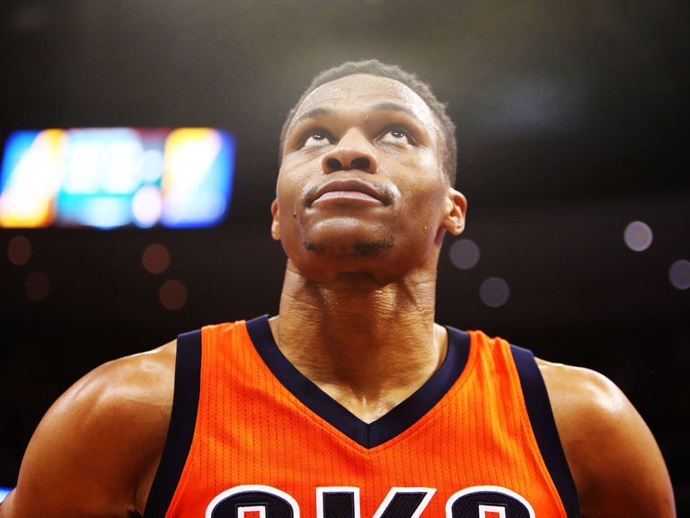 NBA players want Westbrook for MVP after latest heroics