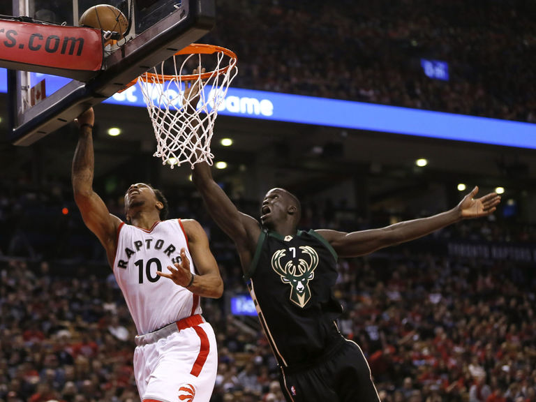 How Thon Maker helped Giannis and the Bucks steal Game 1