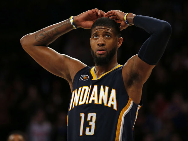 Report: Hawks offered 4 first-round picks for Paul George at deadline
