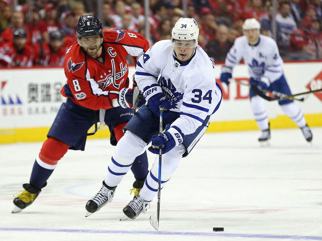 Report  Capitals to host Maple Leafs in outdoor game at Naval Academy  19135d95e1c6