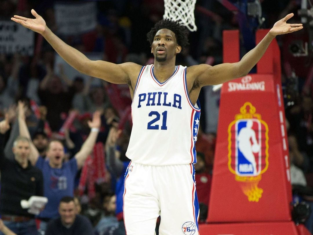 Embiid was 'pushed away' to NBA after deciding to stay sophomore year at Kansas