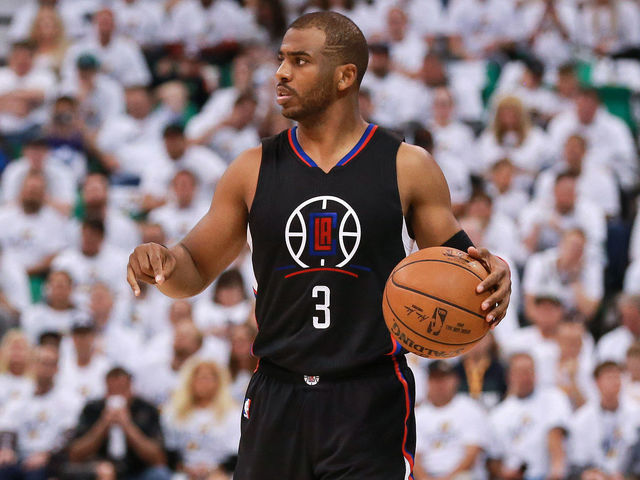 Report: Chris Paul to speak with Rockets, Nuggets