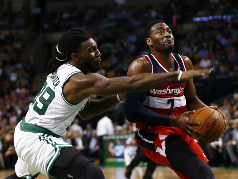 Celtics' Crowder ready to battle Wizards: If you don't step up, they'll punk you