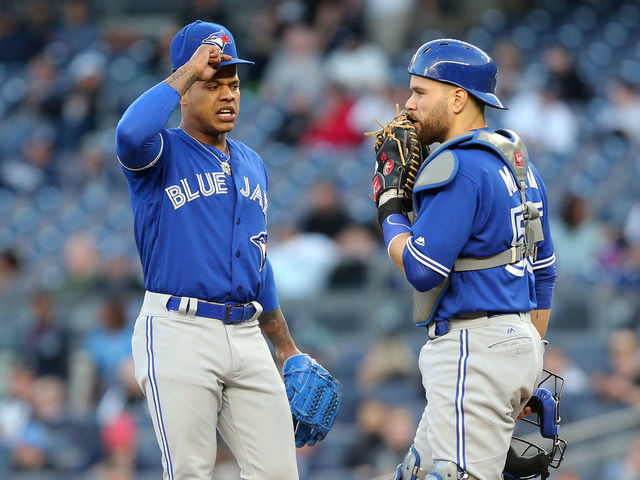 MLB investigating baseball seams after Stroman's blister comments
