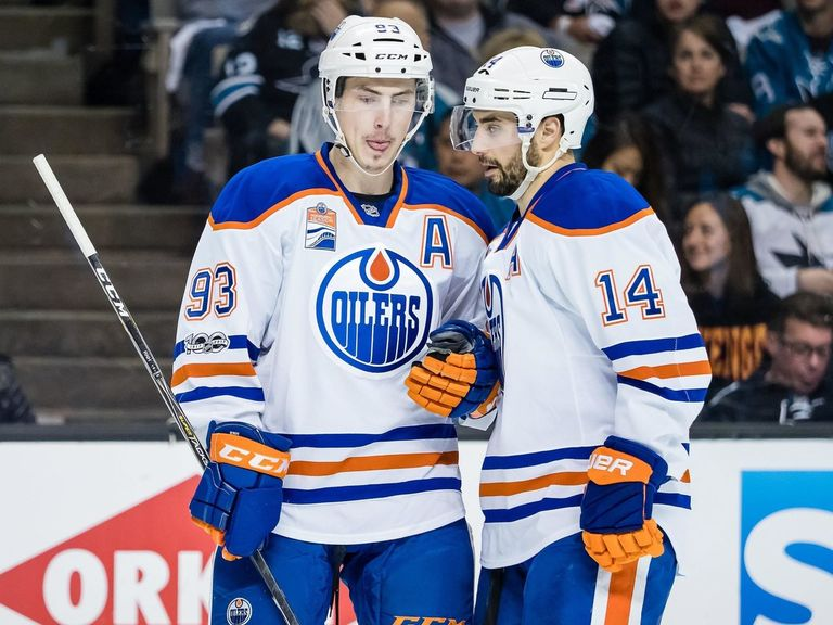 Oilers plagued by lack of secondary scoring
