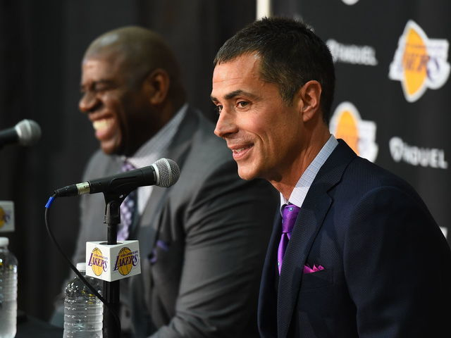 What's the Lakers' plan to return to relevance?
