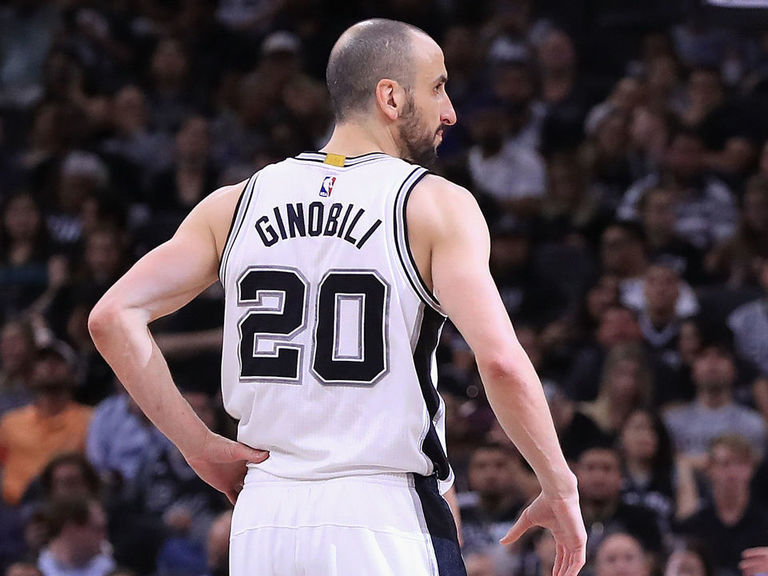 Spurs to retire Manu's jersey