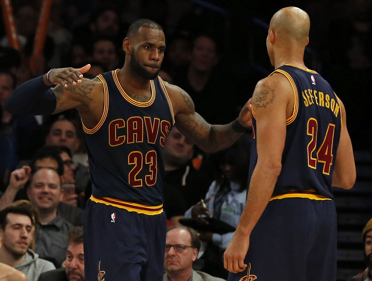 Cropped 2017 02 05t042952z 528731065 nocid rtrmadp 3 nba cleveland cavaliers at new york knicks