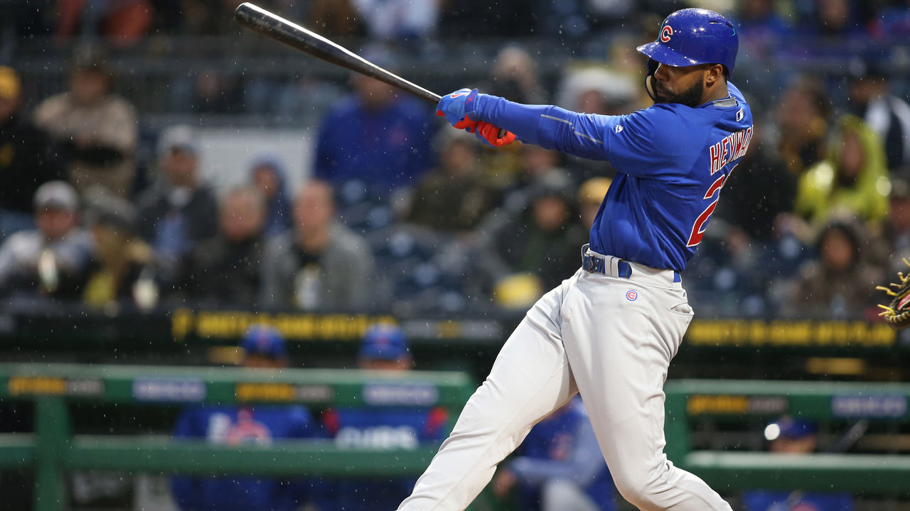 Cropped heyward swing
