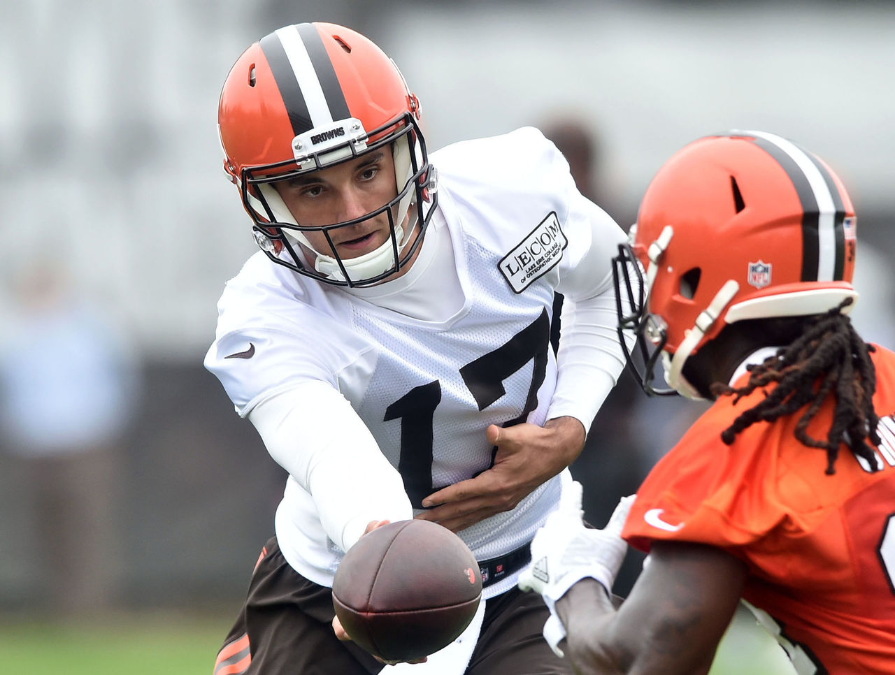 Osweiler may still hold value for Browns