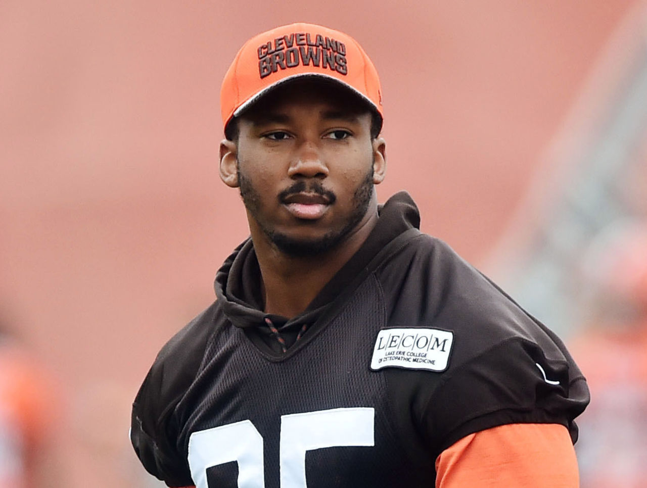 Myles Garrett cites desire to be father as reason for reporting concussion