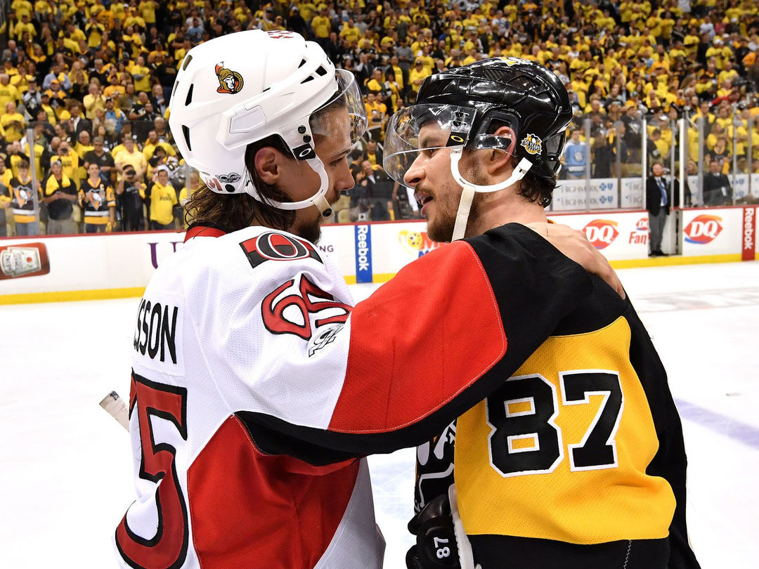 Mic'd Up Highlight Reel: Karlsson Tells Crosby To 'get Another One' In Handshake Line (video)