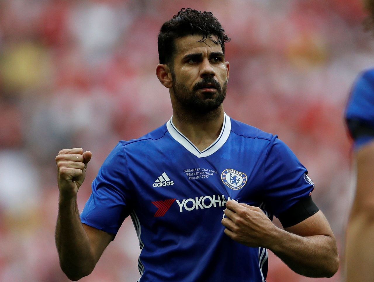 Diego Costa I ll only leave Chelsea for Atletico