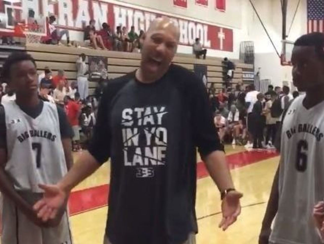 Cropped lavar ball rant