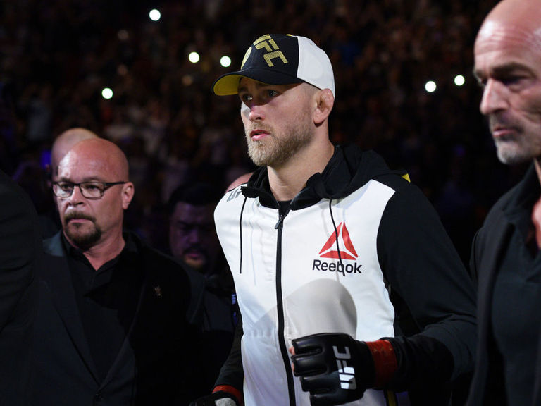 Report: Romero-Gustafsson light heavyweight title bout in the works for UFC 230