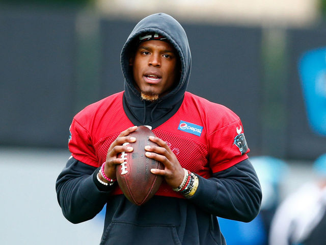 Newton to reporter: 'It's funny to hear a female talk about routes'