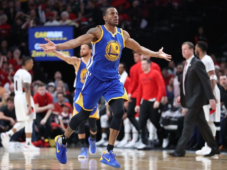 Report: Iguodala to meet with Spurs, Kings once free agency begins | theScore.com