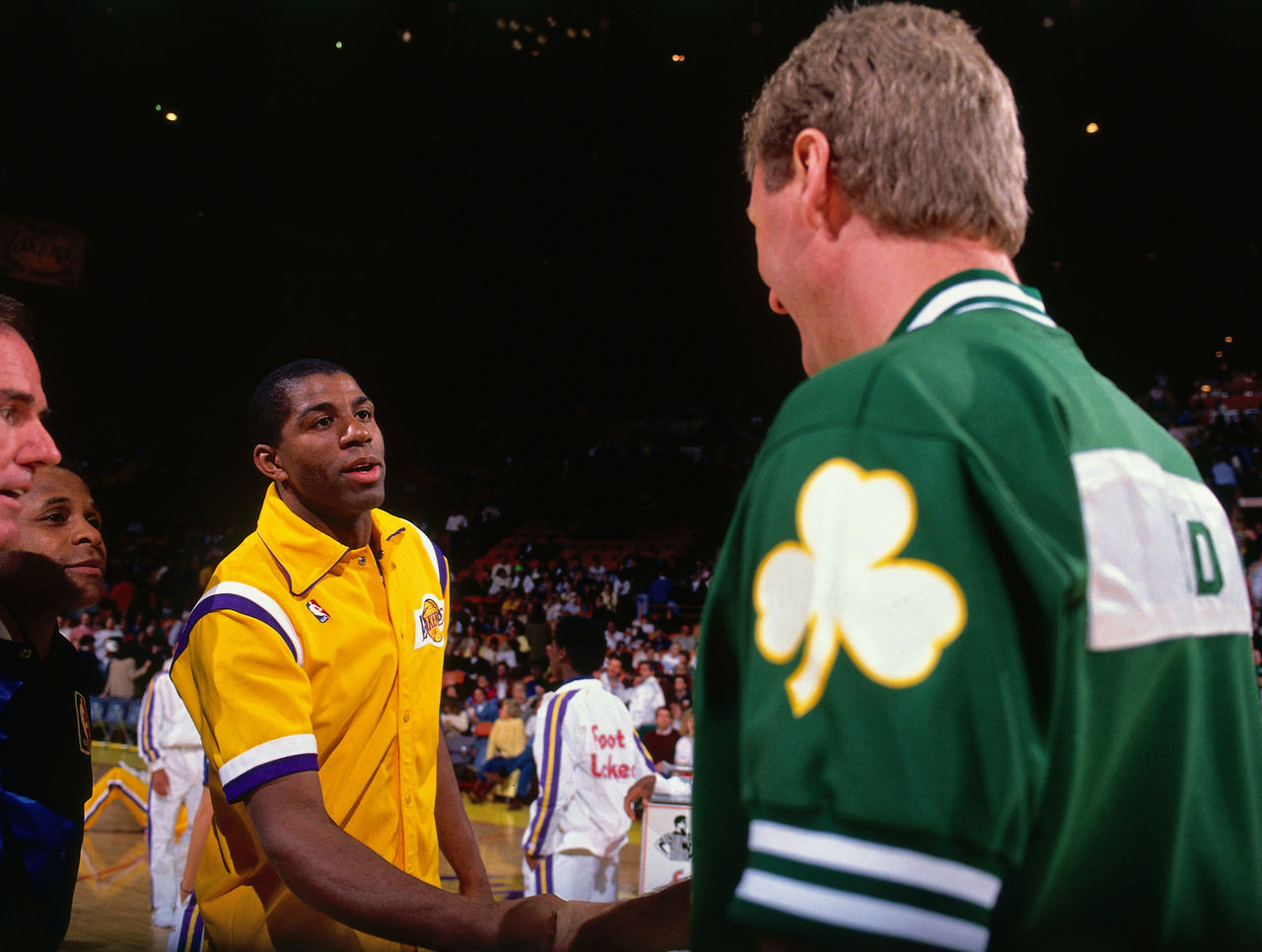 How Lakers Celtics paved the way for the Cavs Warriors