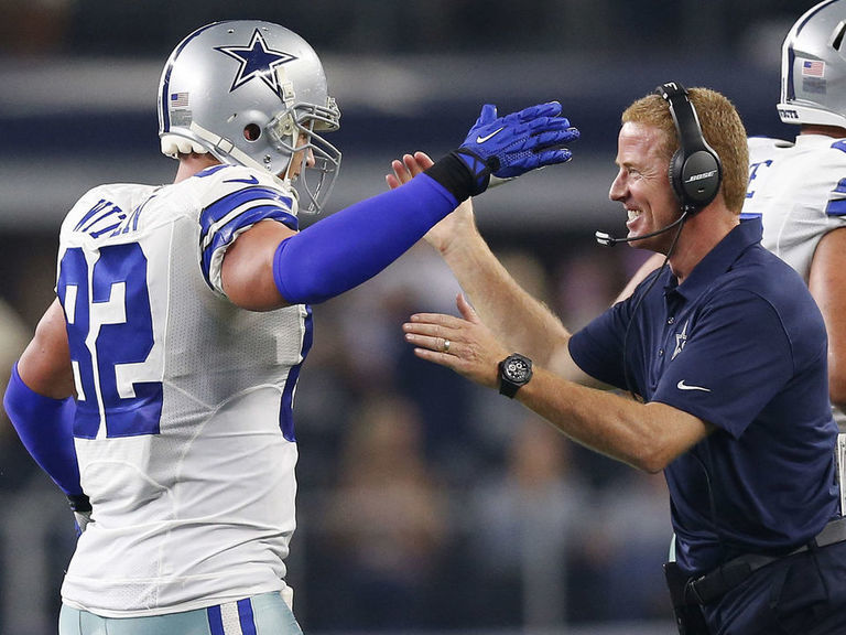 Report: Witten pursued reunion with Cowboys