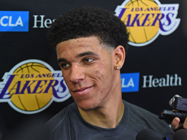 Report: Lakers 'closer and closer' to drafting Ball