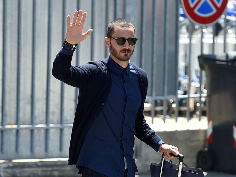 Bonucci denies talk of Juventus exit