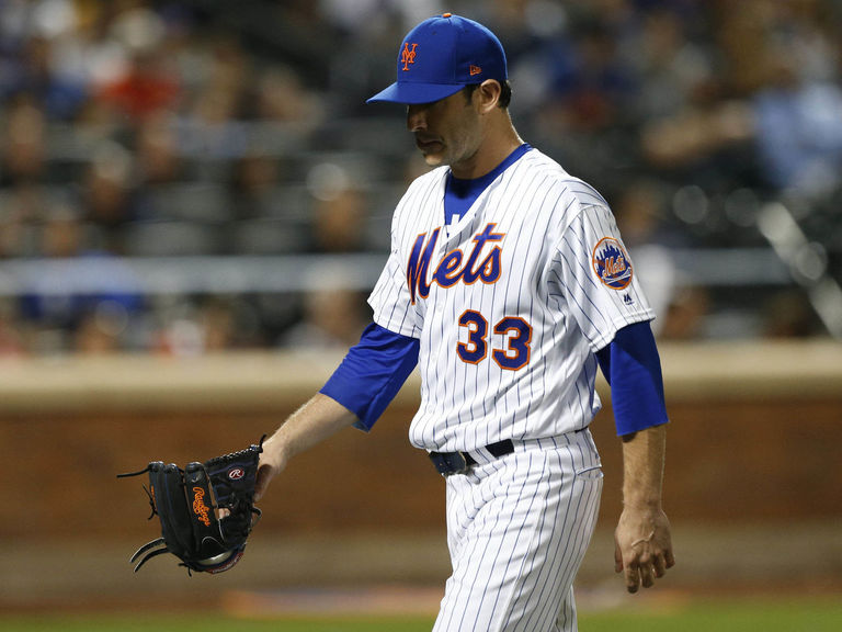 Playing it safe: Mets won't start Harvey on short rest