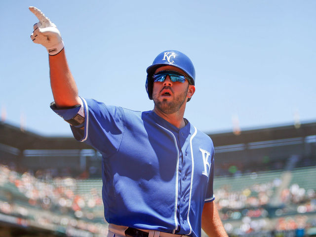 Report: Red Sox have scouted Royals' Moustakas