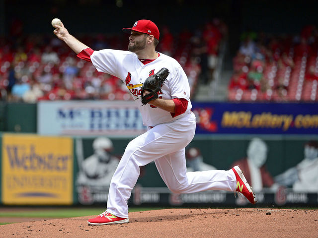 Report: Cardinals could be open to trading Lynn