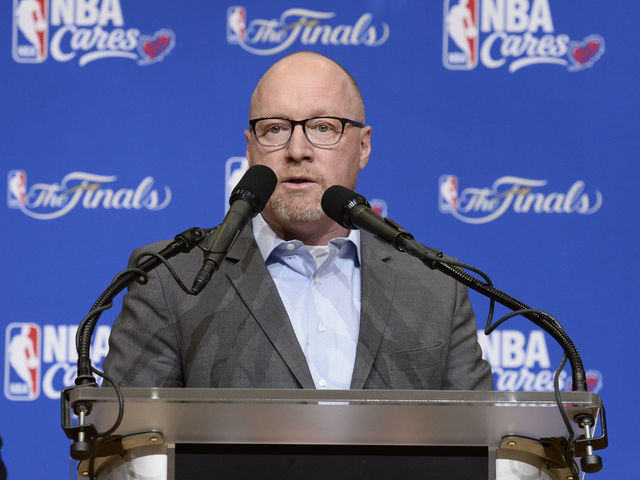 Report: Unrest over David Griffin's contract situation within Cavs organization