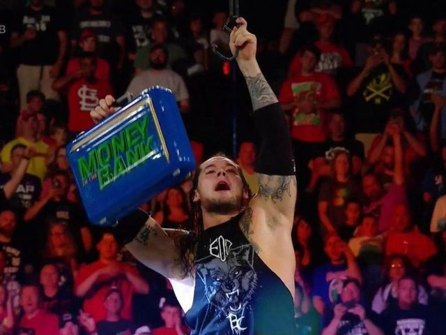 Baron Corbin is WWE's Mr. Money in the Bank