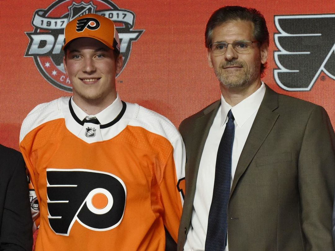 Flyers' Nolan Patrick is fully healthy, but won't be rushed to NHL