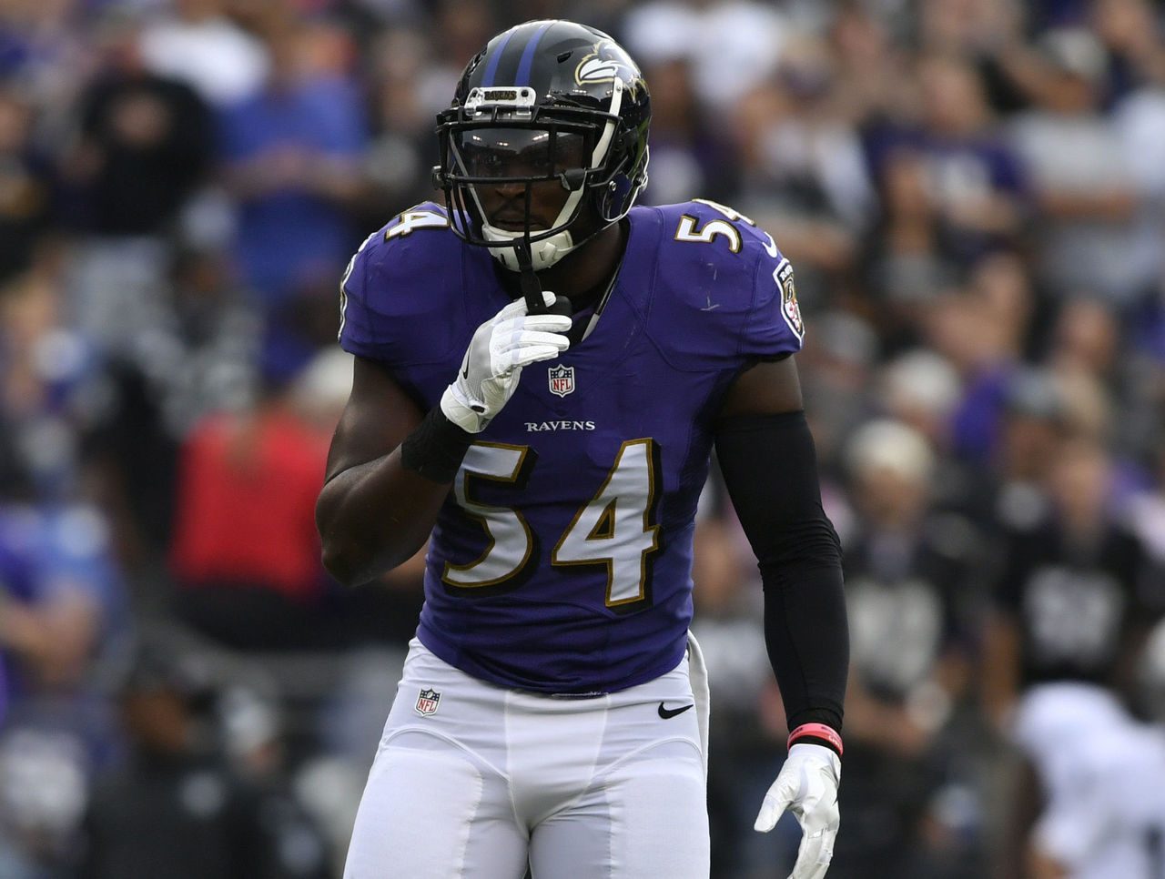 Report: Zach Orr to visit Lions amid possible return from early retirement