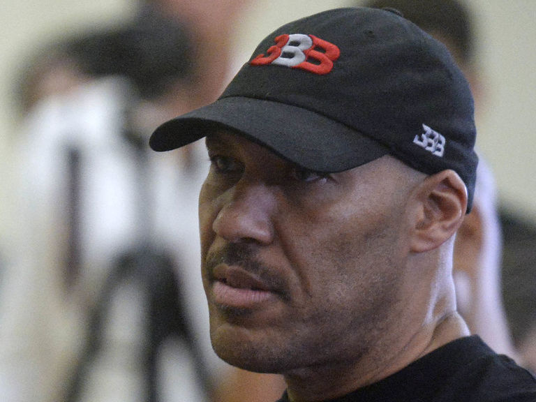 Ref company cuts ties with Adidas over incident with LaVar Ball, female official