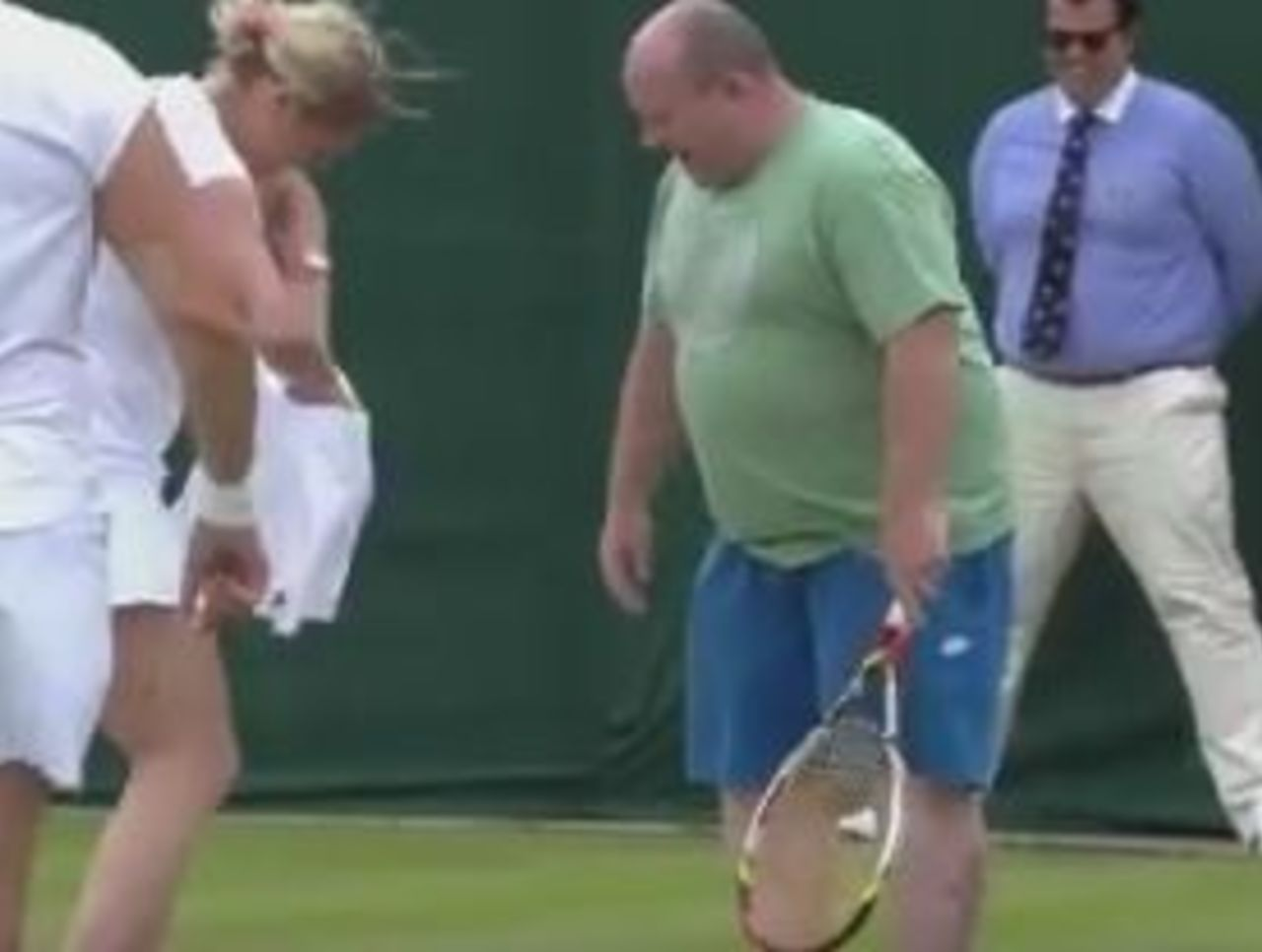 Cropped clijsters