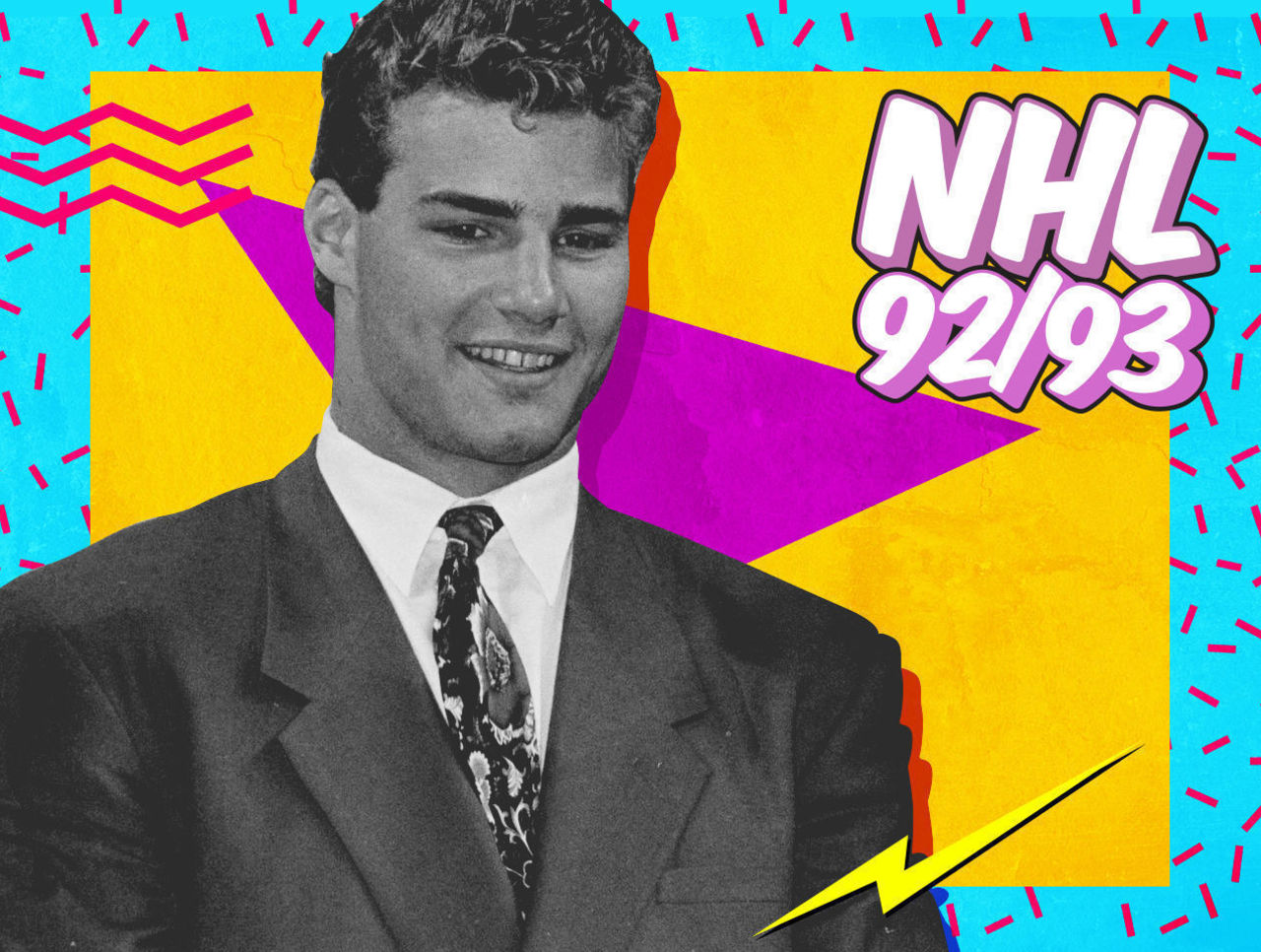 Cropped 90s image lindros