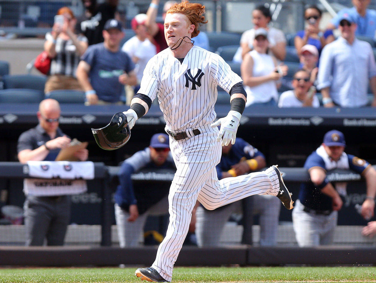 Cropped clint frazier