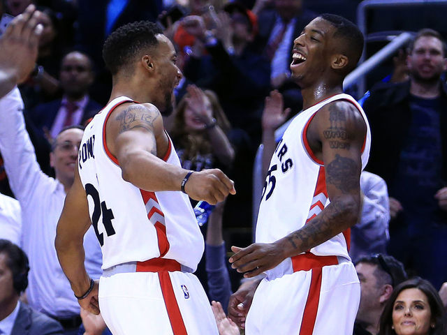 'It's time': Wright, Powell ready for bigger roles with Raptors