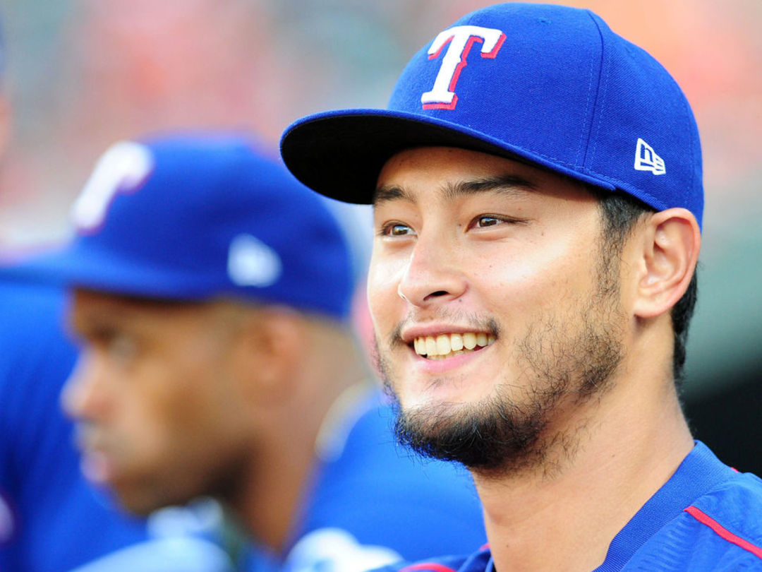 Agent says Darvish won't rule out return to Rangers