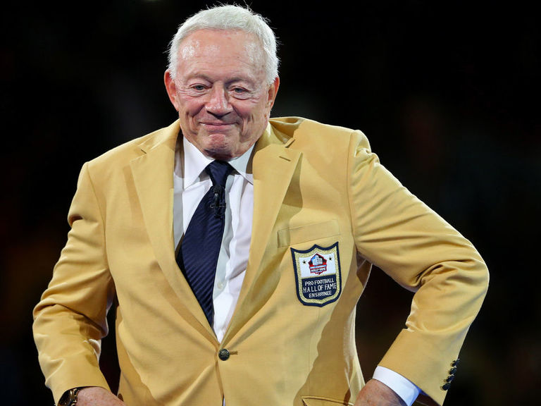 Cowboys top Forbes' list of most valuable sports teams