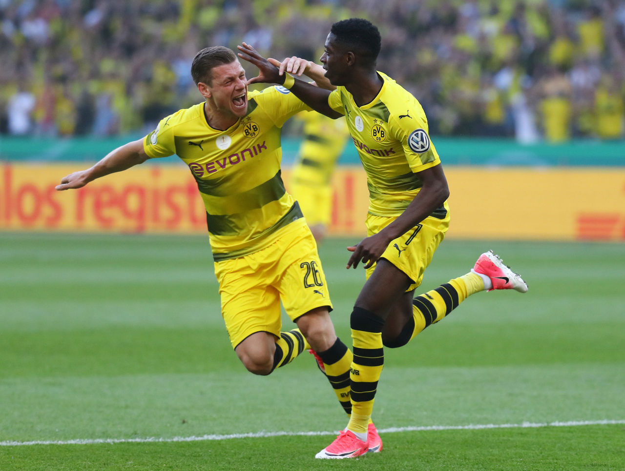 Dortmund CEO €100M not enough for Ousmane Dembele