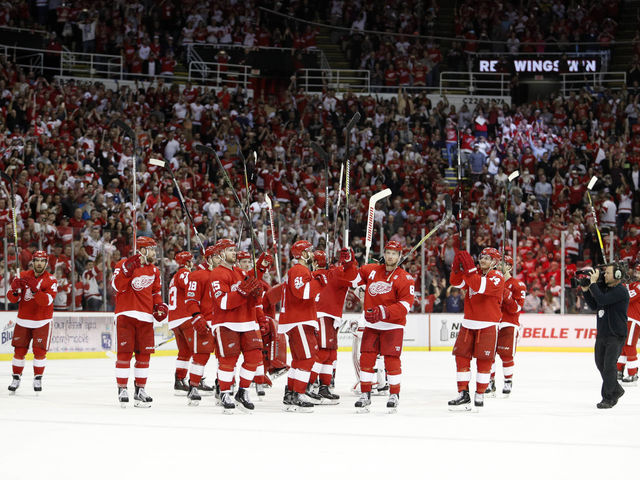 Red Wings denounce use of logo in Charlottesville riot