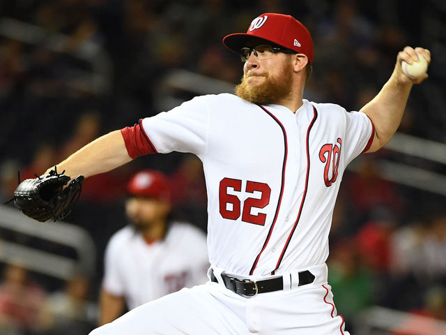 Nationals' Doolittle calls Charlottesville rally 'disgusting'