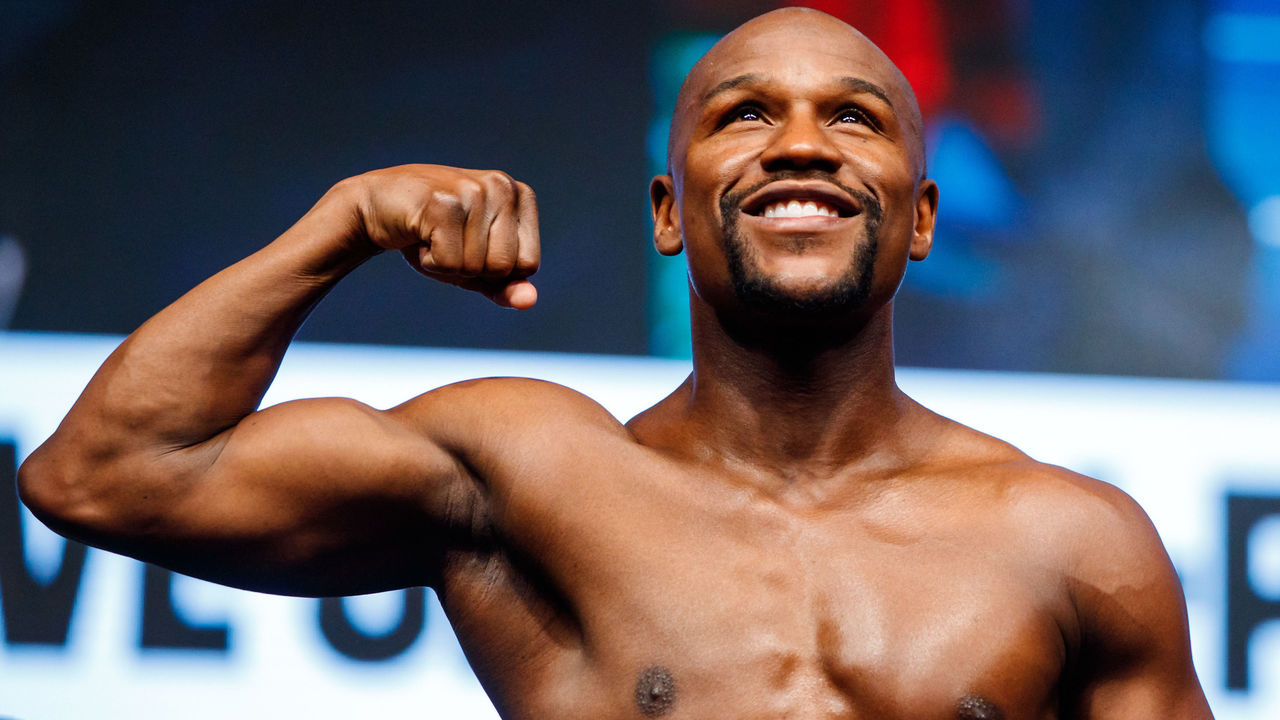 Cropped 2017 08 25t225325z 865274003 nocid rtrmadp 3 boxing mayweather vs mcgregor weigh ins