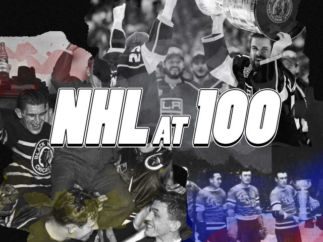The NHL's 100 Greatest Stanley Cup Champions: Nos. 100-81