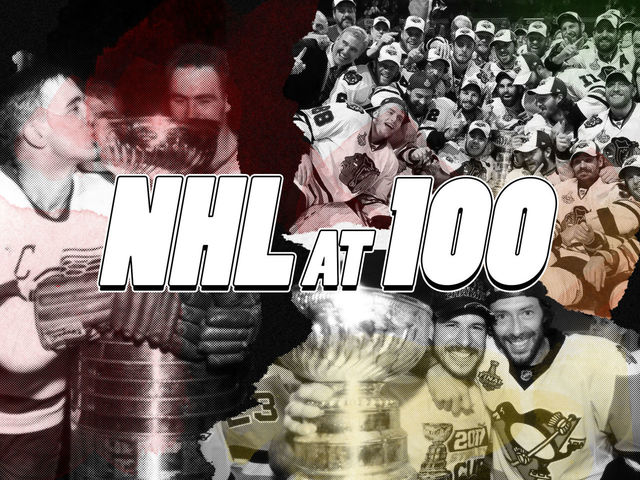 The NHL's 100 Greatest Stanley Cup Champions: Nos. 60-41