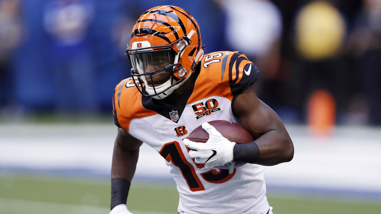 Bengals' Ross exits preseason finale with knee injury