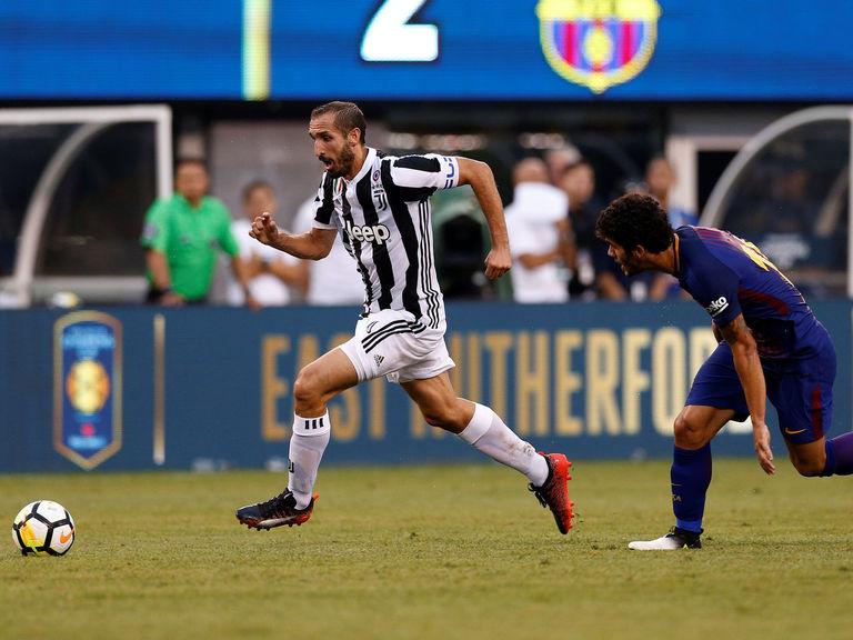 Injury-plagued Juventus names 19-man squad for Barcelona tilt