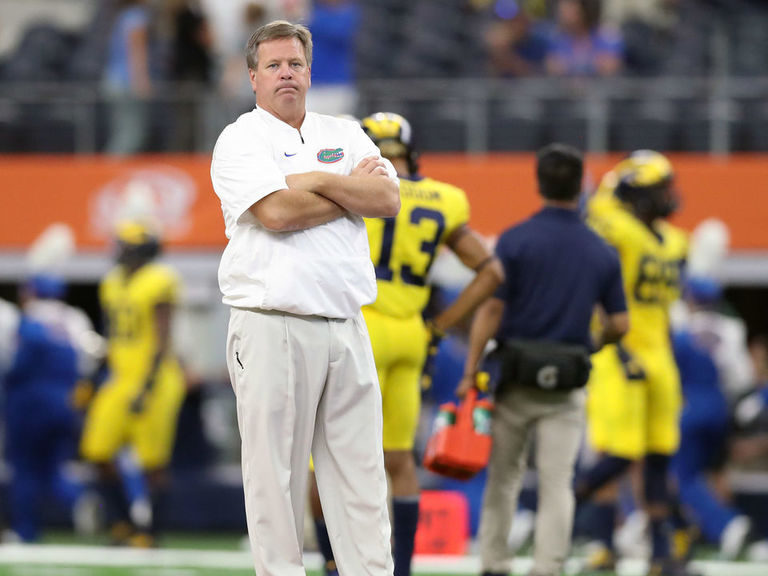 It appears Florida's offense will be awful again in 2017