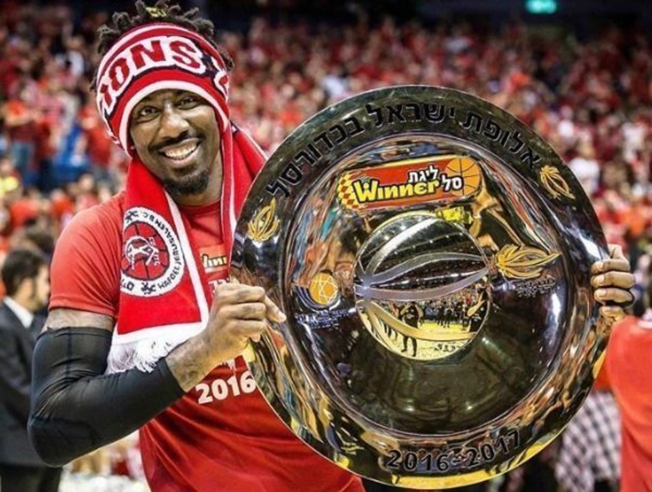 Amar e Stoudemire leaving Israeli club to retire as a champion